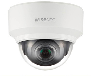 Samsung XND-6080V 2MP Indoor Dome IP Security Camera - 2.8~12mm Motorized Lens