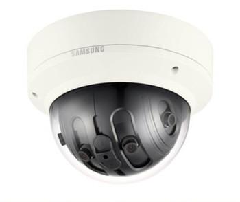 Samsung PNM-9020V 7.3MP Outdoor Multi-sensor Dome IP Security Camera