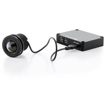 Arecont Vision AV3195DN MegaVideo Flex 3MP Modular Indoor IP Security Camera - 2.8mm Fixed Lens
