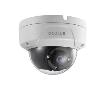 Oculur C2DF 2MP EXIR Outdoor Mini Dome HD-TVI Security Camera