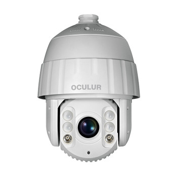 Oculur CPTZ-23IR 2MP IR Outdoor PTZ HD-TVI Security Camera