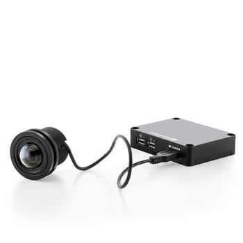 Arecont Vision AV2196DN 2MP MegaVideo Flex Discreet Indoor/Outdoor Modular IP Security Camera - Remote Focus, SD Slot, WDR, PoE
