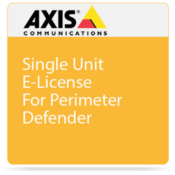 Axis Perimeter Defender 1 E-License 0333-608