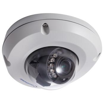 Geovision GV-EDR4700-0F 4MP H.265 Outdoor Mini Dome IP Security Camera 84-EDR4700-0010