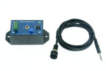 ETS SM1-FE Omni-directional Microphone - Panel Mount, Weather Proof, Tamper Resistant