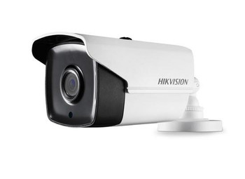 Hikvision DS-2CC12D9T-IT3E 2.8MM 2MP IR Ultra Low-Light PoC Bullet HD Analog Security Camera