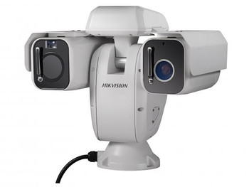 Hikvision DS-2TD6166-75B2L 2MP Outdoor Thermal + Optical Bi-Spectrum PTZ IP Security Camera