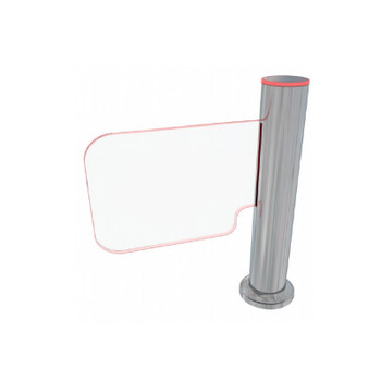 Cylinder Motorized Swing Gate Turnstile (Bi-directional) SWG-170