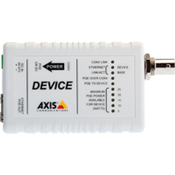 AXIS T8642 PoE+ over Coax Device 5027-421