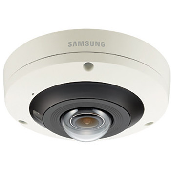 Samsung PNF-9010RV 12MP 4K H.265 Outdoor Fisheye IP Security Camera