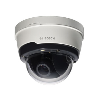 Bosch NDN-50051-A3 5MP Outdoor Dome IP Security Camera with Automatic Varifocal Lens
