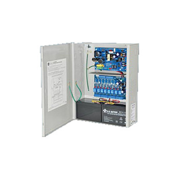 Altronix AL400ULACMCB 8 PTC Outputs Power Supply/Access Power Controller