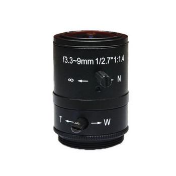ACTi PLEN-0131 3.3~9mm Varifocal CCTV Lens