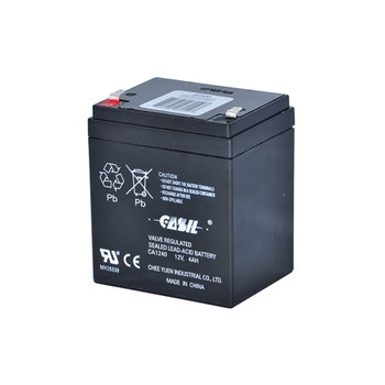 Altronix BT124 Battery, 12VDC, 4AH