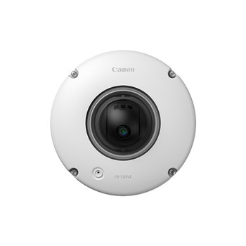 Axis Canon 1387C001 2.1MP Varifocal Lens Outdoor IP Security Camera VB-S30VE