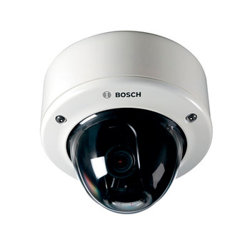Bosch NIN-63013-A3S 720p FLEXIDOME IP Starlight 6000 VR Dome Hybrid IP/Analog Security Camera with Surface Mount