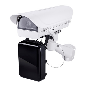 Vivotek IP816A-LPC-V2-S Kit 2MP License Plate Recognition IP Security Camera for Street, up to 60mph