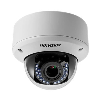 Hikvision DS-2CE56D1T-VPIR-2.8MM 2MP IR Outdoor Dome HD-TVI Security Camera