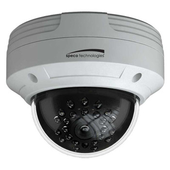 Speco VLD2TW 2MP IR Outdoor Dome HD-TVI Security Camera