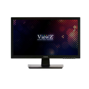 "ViewZ VZ-19CMP 19.5"" Professional LED CCTV Monitor"