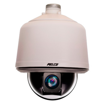 Pelco D6230 2MP 30x Zoom Indoor PTZ Dome IP Security Camera