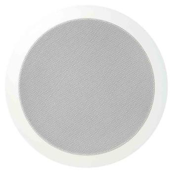 """Speco SPG86T 86 Series - 8"""" 70/25V Modern Grille In-Ceiling Speaker"""