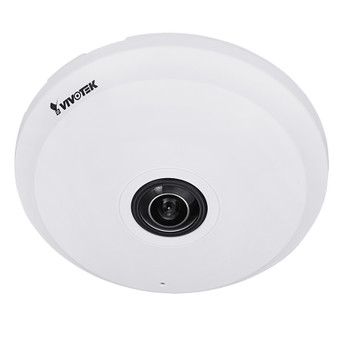 Vivotek FE9191 12MP H.265 Indoor Fisheye Dome IP Security Camera