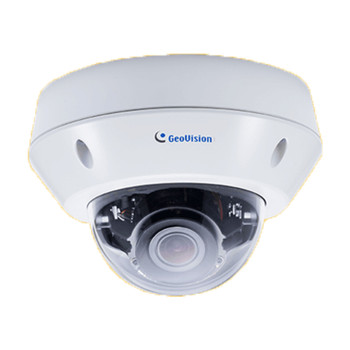 Geovision GV-VD8700 8MP IR H.265 Outdoor Dome IP Security Camera 84-VD87000-001U