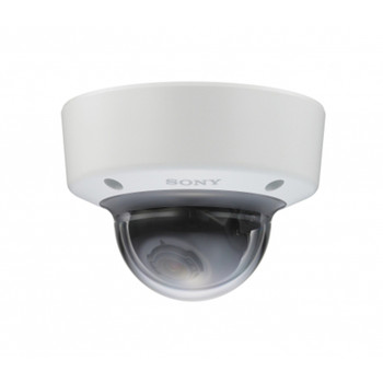 Sony SNC-EM641 2MP Indoor Mini Dome IP Security Camera with Varifocal Lens