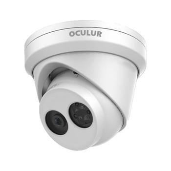 Oculur X4KTF 8MP IR H.265+  Ultra-Low Light Turret IP Security Camera