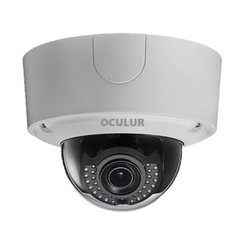 Oculur X2SDLZ 3MP Outdoor Dome IP Security Camera with Motorized Lens