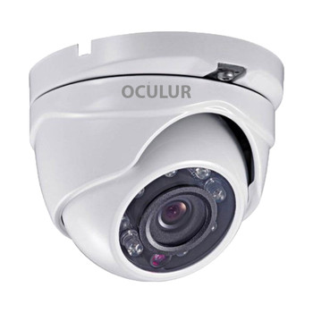 Oculur C2MD 2.1MP IR Outdoor Turret HD-TVI Security Camera with 3.6mm Fixed Lens