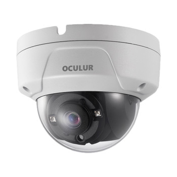 Oculur C5DF 5MP EXIR Outdoor Dome HD-TVI Security Camera with 3.6mm Fixed Lens