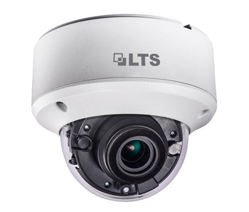 LTS CMHD3523DWE-Z 2.1MP IR Outdoor Dome HD-TVI Security Camera