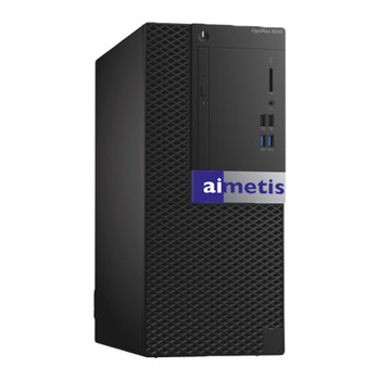 Senstar Aimetis AIM-R0008-8A Small Form Factor PC NVR with 8 Symphony Standard & 2 Core Analytics Pack licenses