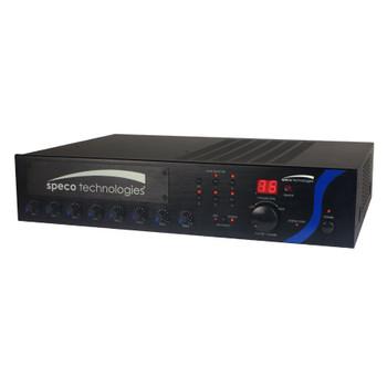 Speco PBM120A 120W RMS P.A Amplifier