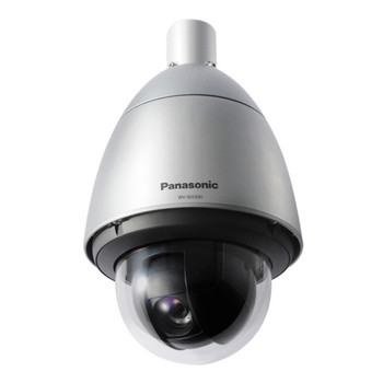 Panasonic WV-S6530N 2MP H.265 Outdoor PTZ Dome IP Security Camera with Super Dynamic Range 144dB