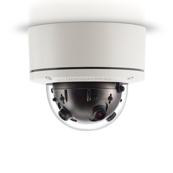Arecont Vision AV12566DN 12MP Multi-Sensor Panoramic Indoor/Outdoor Dome IP Security Camera
