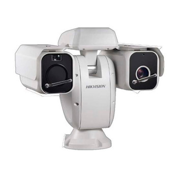 Hikvision DS-2TD6166-50B2L 640x512 Thermal/Optical Bi-Spectrum Outdoor PTZ IP Security Camera