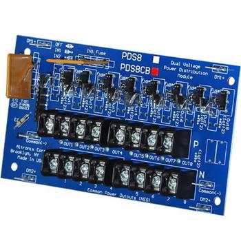 Altronix PDS8CB Dual Input Power Distribution Module