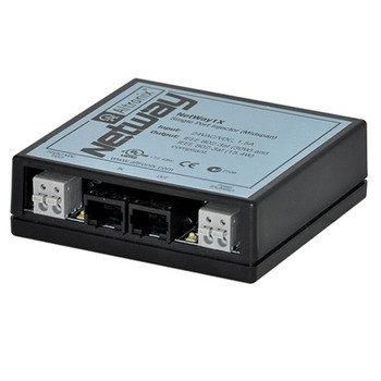 Altronix NetWay1X Single Port Midspan PoE Injector