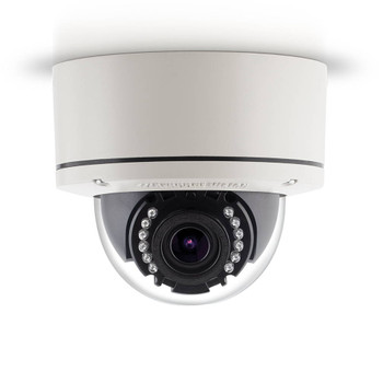 Arecont Vision AV5355PMIR-SH 5MP IR Indoor/Outdoor Dome IP Security Camera - Motorized Lens, All-in-one