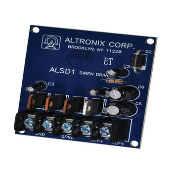 Altronix ALSD1 Dual Channel Siren Driver