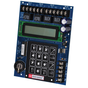 Lighting Control Product Category: Accessories//Analog /& Digital Timers Security For Home And Building Automation Altronix Pt724ae Digital Timer Altronix Corporation Access Control