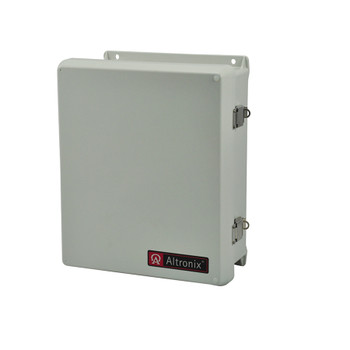 Altronix WP3 Outdoor Power Supply/Battery Enclosure