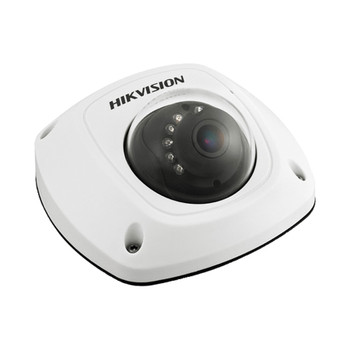 Hikvision DS-2CD2552F-IS-6MM 5MP IR Outdoor Mini Dome IP Security Camera