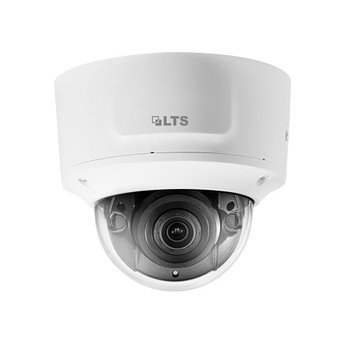 LTS CMIP7853W-SZ 5MP IR H.265 Motorized Lens Indoor/Outdoor Dome IP Security Camera
