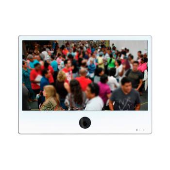 "ViewZ USA VZ-PVM-I2W3N 23"" IP HD Public View LED Monitor"