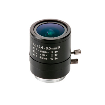 AXIS 2.4~6 mm Manual Iris Varifocal Lens 5503-181