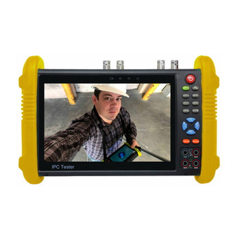 "SecurityTronix ST-ALLIN1-TEST2 7"" Touchscreen Camera Installation & Network Troubleshooting Tool"